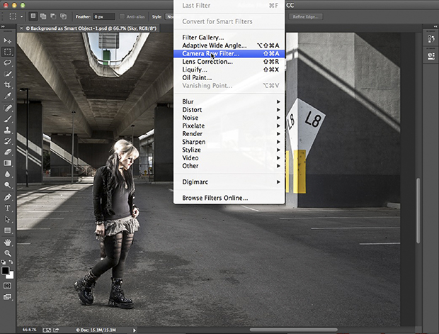 Photoshop tutorial: How to master advanced composites