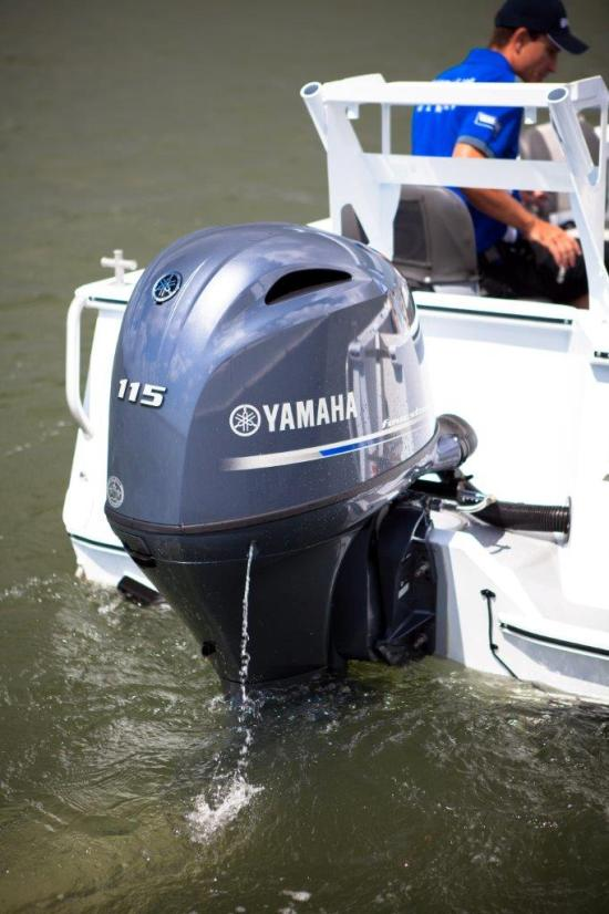 Yamaha unveils new lightweight 115 & 175hp outboards ...