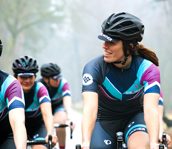 Kask Partner with Women s Cycling Promoters Strongher - Bicycling ... c0273ed9e