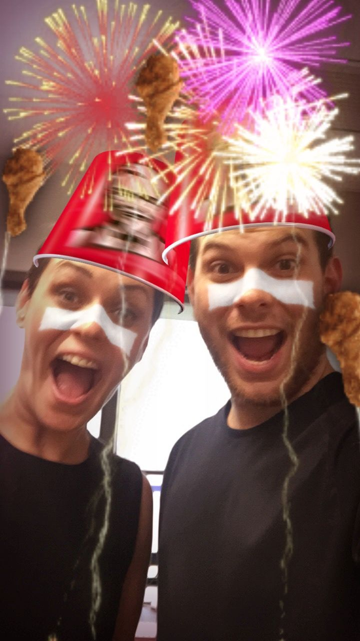 KFC launches its first Snap lens in Australia