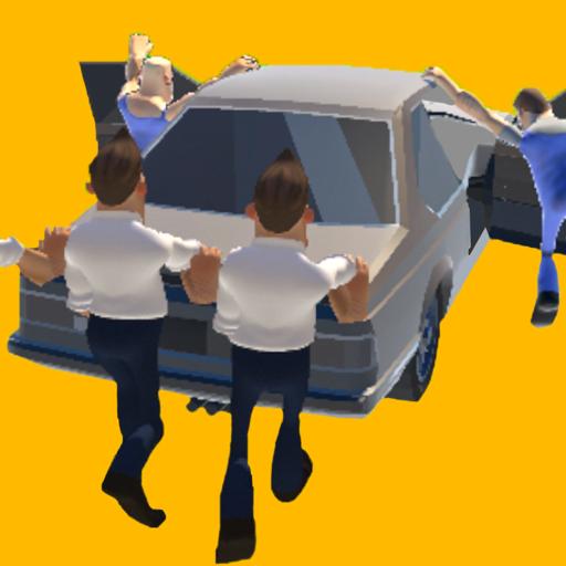 Car Push 3D