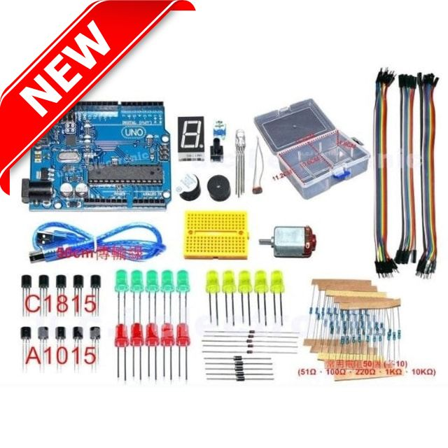 Kit  Arduino One plus