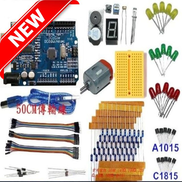 Kit Arduino One