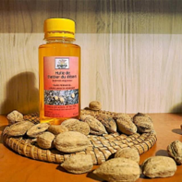 L'huile Balanites Egyptiaca (Dattier Du Désert)