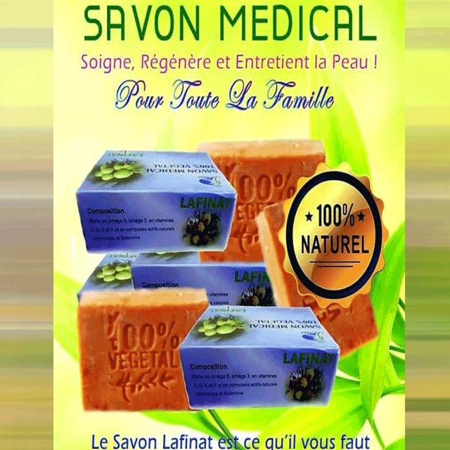 Savon Médical Lafinat