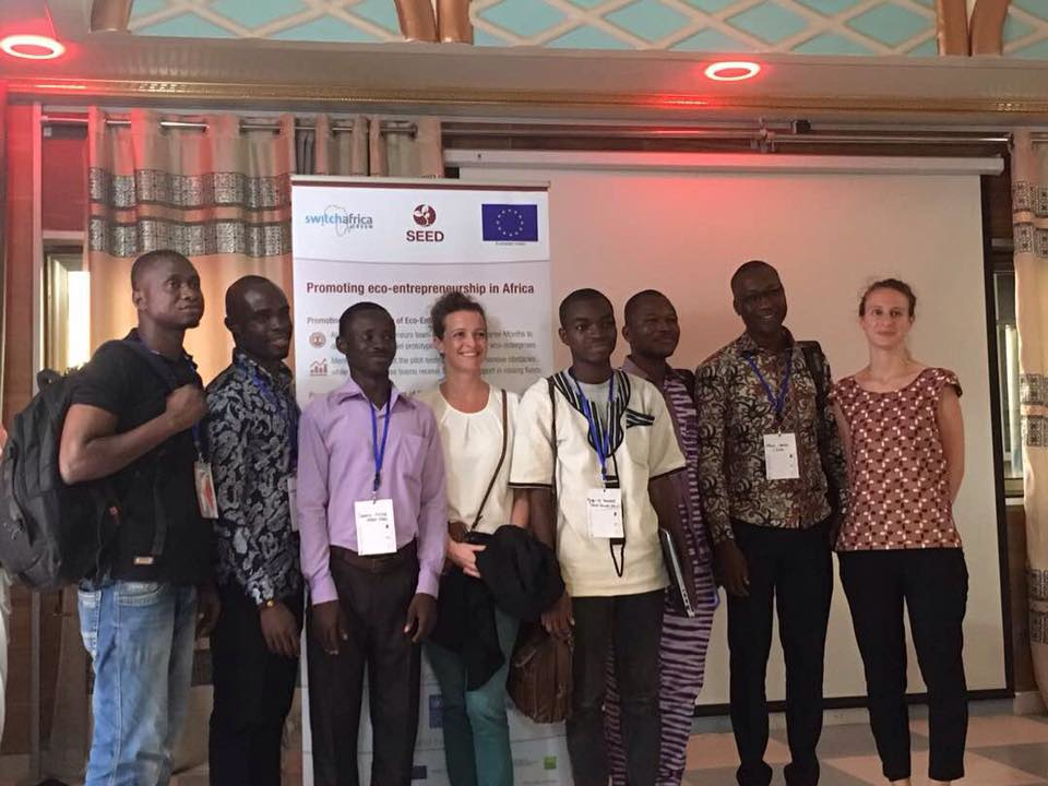 SAG-SEED project: Afrik Eveil Foundation's contribution to its implementation in Burkina Faso