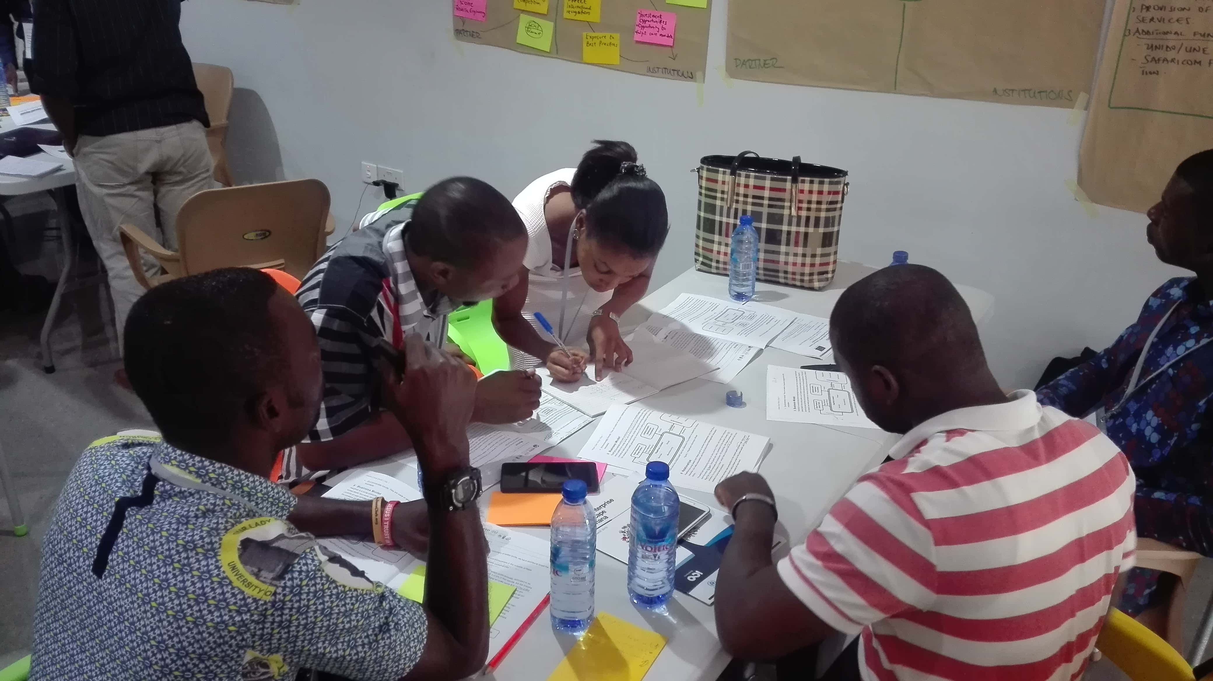 SAG-SEED BDS+ Training of Trainers. Malick Lingani, a Participant from Afrik Eveil shares his Thoughts of the Event.