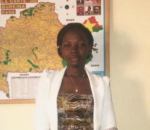 "Interview Incubation Entrepreneurship: ""Personally, I am waiting for an monitoring at the organizational level"" Claude Marie Sonzabre, Burkinabe entrepreneur."