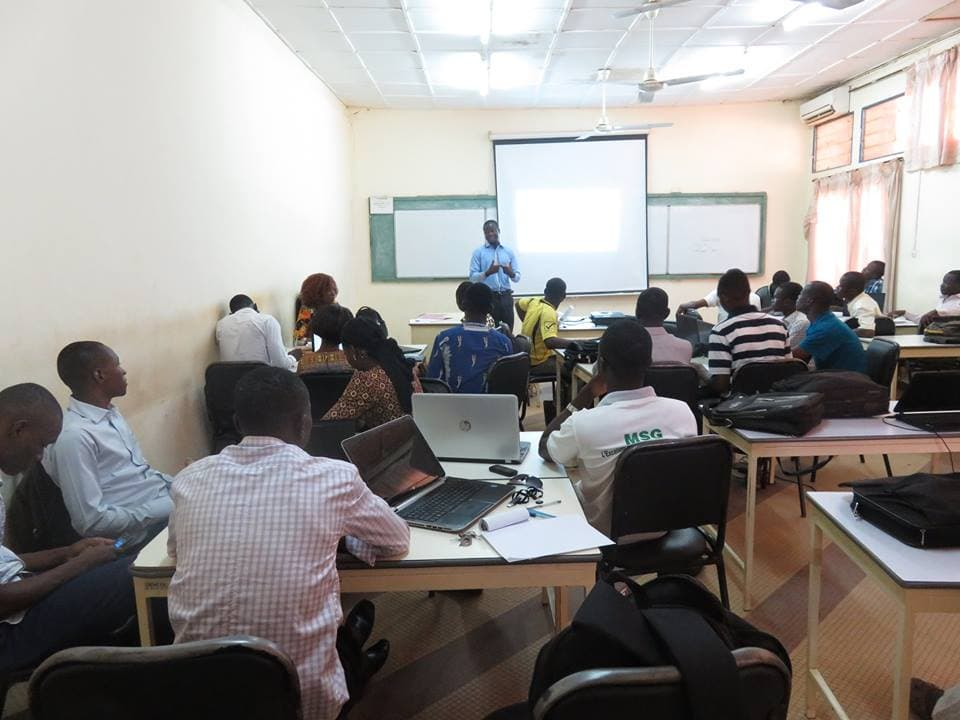 Afrik Eveil Supports the Building of Entrepreneurial Skills Through Sustained Training