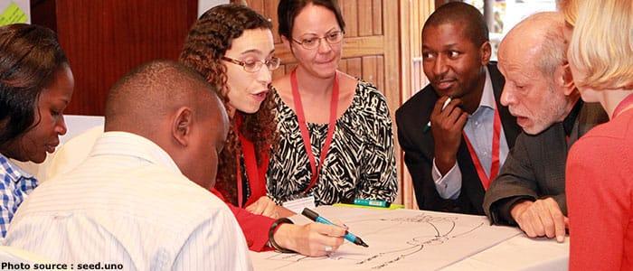 Afrik Eveil In the  l'écosystème des fournisseurs de services à l'Eco-entrepreneuriat africain