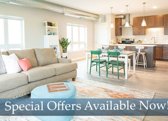 Special Offers Available at Elevate at Southwest Station