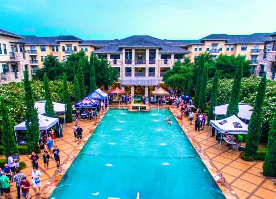 Verandah Pool