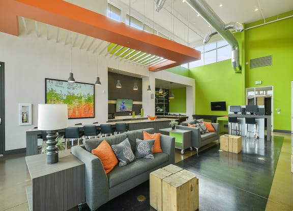 Upscale Entertainment center
