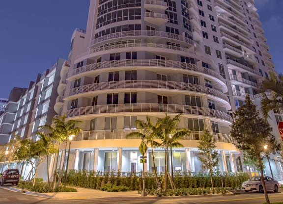 Beautiful Building Surroundings at Amaray Las Olas by Windsor, 215 SE 8th Ave, Fort Lauderdale