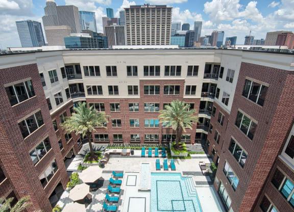Luxury Apartment Community at Midtown Houston by Windsor, 77002, Houston