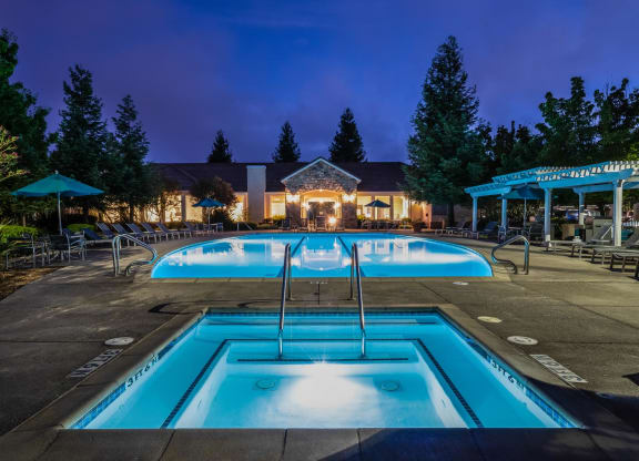 Resort-Style Apartment Community at Windsor at Redwood Creek, 600 Rohnert Park Expressway West, Rohnert Park