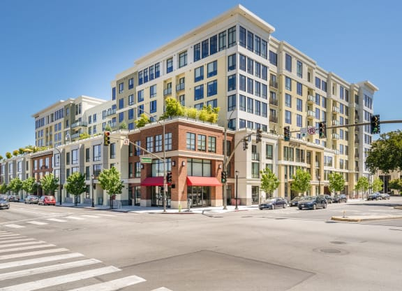 Luxury Bay Area Apartment Homes Available at The Marston by Windsor, 825 Marshall Street, Redwood City