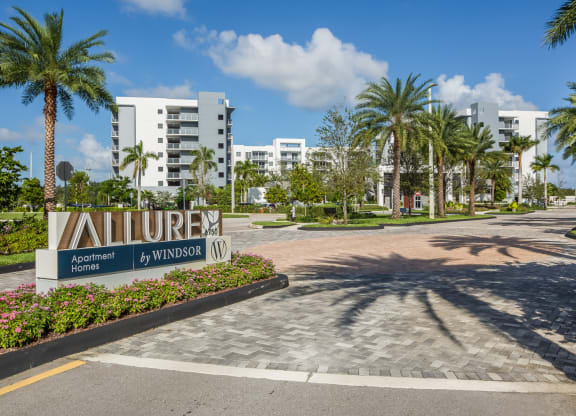 Ideal Boca Raton Location at Allure by Windsor, 6750 Congress Avenue, Boca Raton