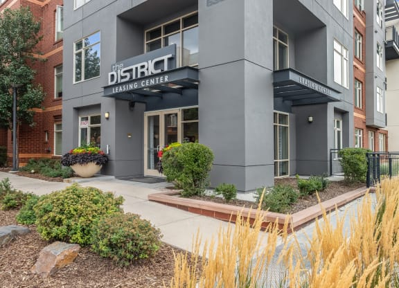 Renovated Apartment Homes Available at The District, Denver, CO