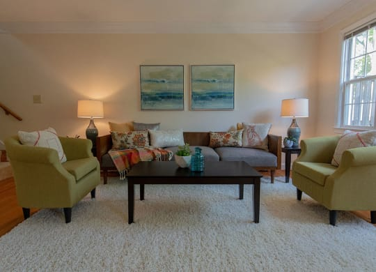 Living Room - apartments condos townhomes for rent