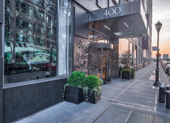 Minutes from Riverside Park South with Hudson Views at Ashley NY
