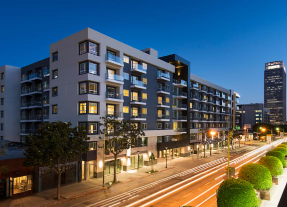 Luxury Apartment Homes Available at Olympic by Windsor, 936 S. Olive St, Los Angeles