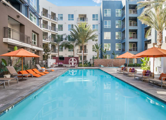 Resort-Style Apartment Community at Malden Station by Windsor, Fullerton, 92832