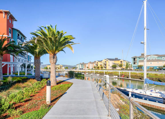 Stunning marina at Blu Harbor by Windsor, 1 Blu Harbor Blvd, Redwood City