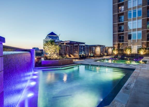 Ideal D-Town Location at The Jordan by Windsor, Dallas, Texas