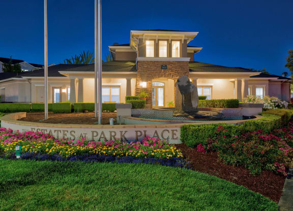 Centrally Located Community at The Estates at Park Place, Fremont, CA