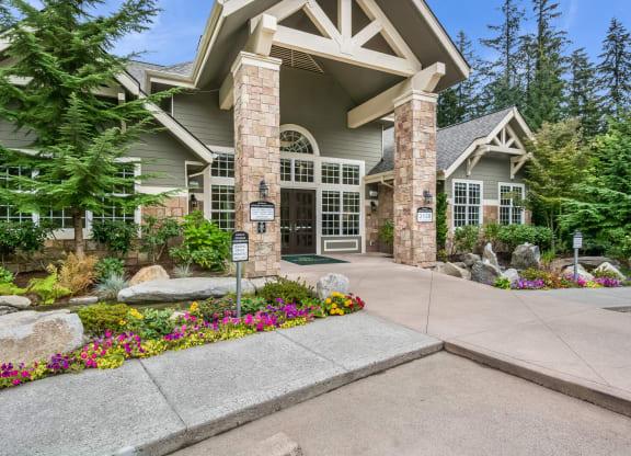 Resort-Style Community at The Estates at Cougar Mountain, Issaquah, Washington