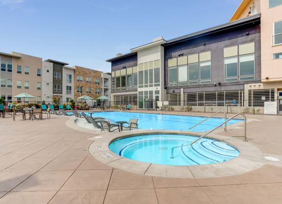 World-Class Indoor and Outdoor Amenities at Element 47 by Windsor, Denver, Colorado