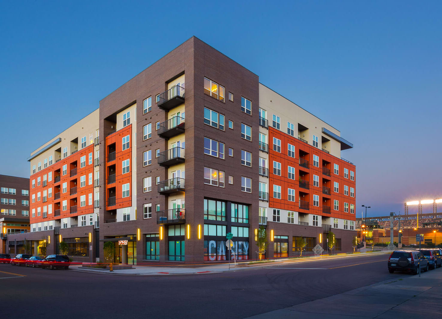Luxury Apartment Homes Available at The Casey, 2100 Delgany, Denver
