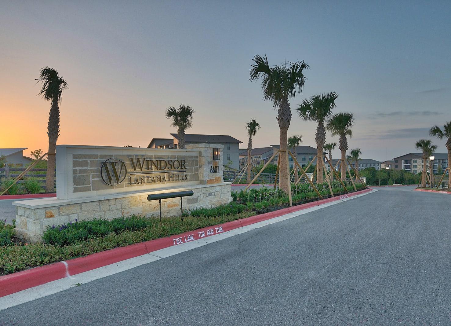 Convenient Oak Hill Location at Windsor Lantana Hills, Austin, TX