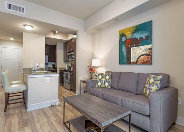 Windsor On The Lake Rainey Street Luxury Apartments