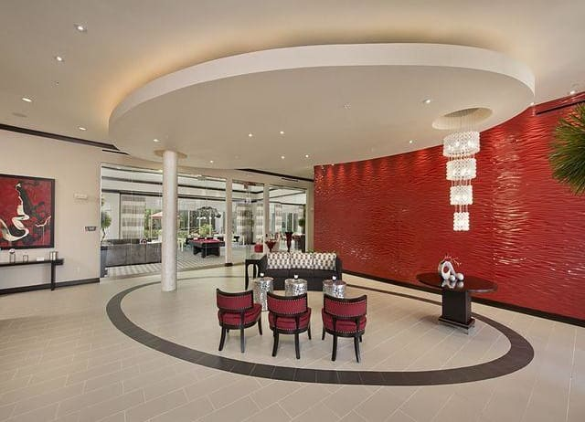 At Domain by Windsor,1755 Crescent Plaza, Houston, TX 77077 Grand Lobby Entrance