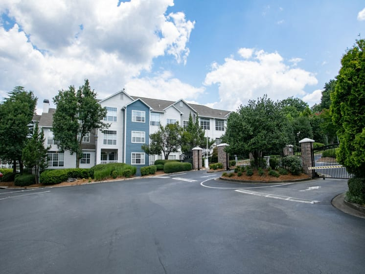 Apartment with Parking Lot at The Prato at Midtown, Atlanta