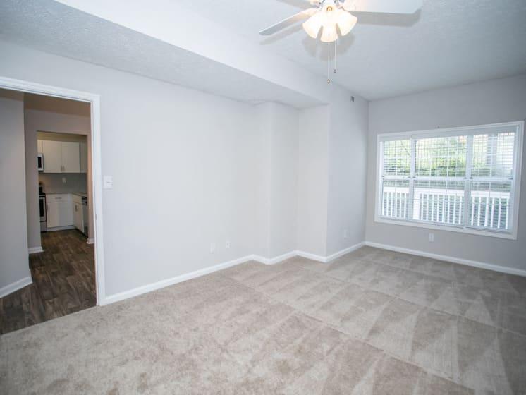 Large Bedroom at The Prato at Midtown, Georgia