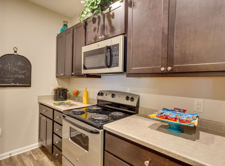 Kitchen 3 Pavilion-Village-Apartments---Charlotte-NC
