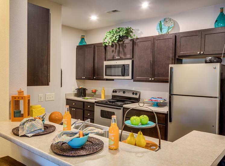 Kitchen 2 Pavilion-Village-Apartments---Charlotte-NC