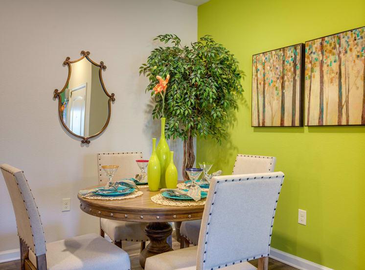 Dining area Pavilion-Village-Apartments---Charlotte-NC