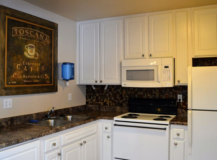 White Appliance Package Available at Morning View Terrace Apartments, Escondido, 92026