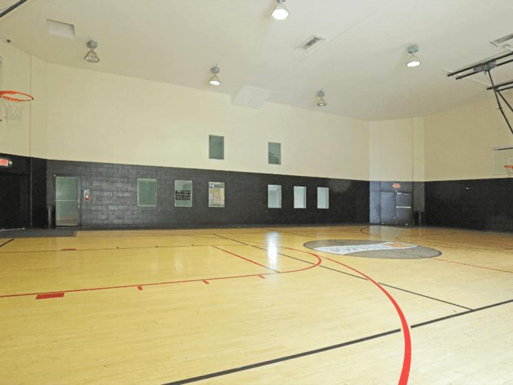 Full Indoor Basketball Court at Village at Desert Lakes, Las Vegas, NV, 89117