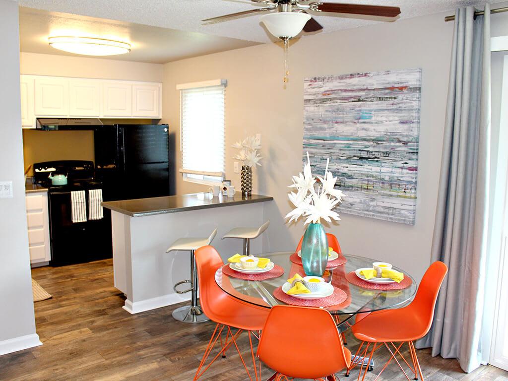 Open Layout Apartment at Village at Iron Blossom Apartment Homes, Reno, Nevada