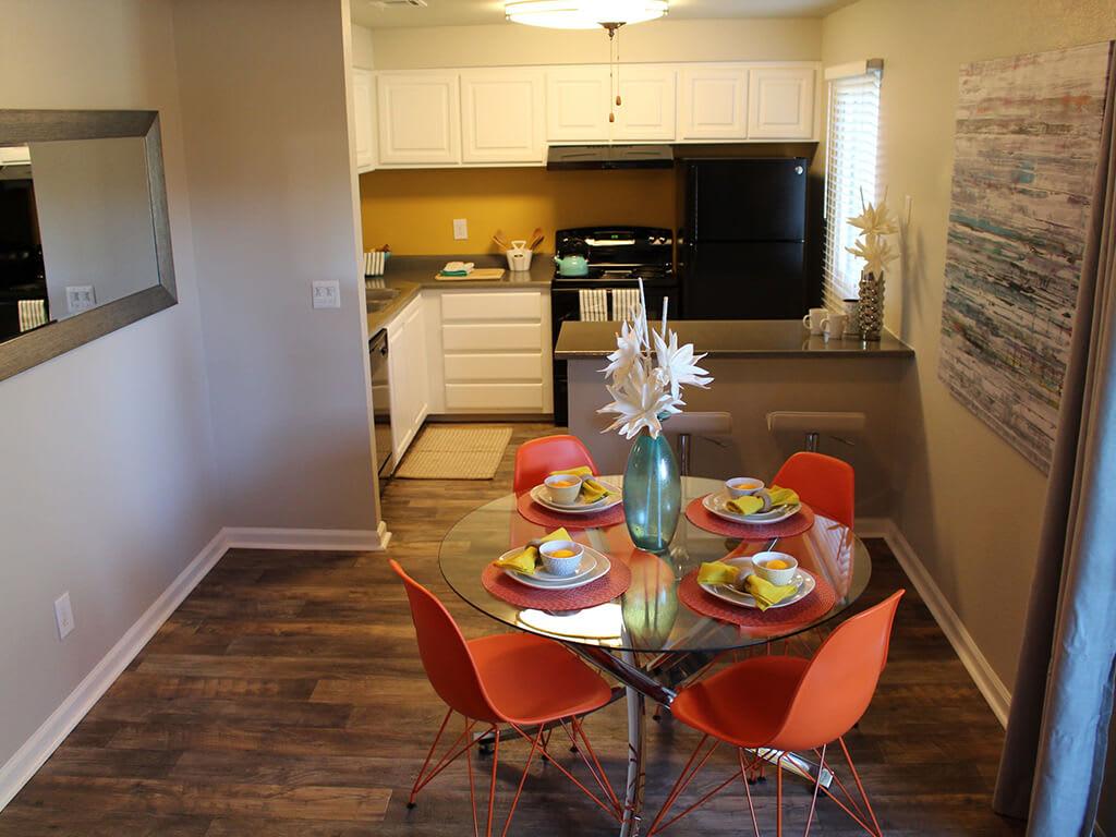 Breakfast Bar at Village at Iron Blossom Apartment Homes, Reno, 89511