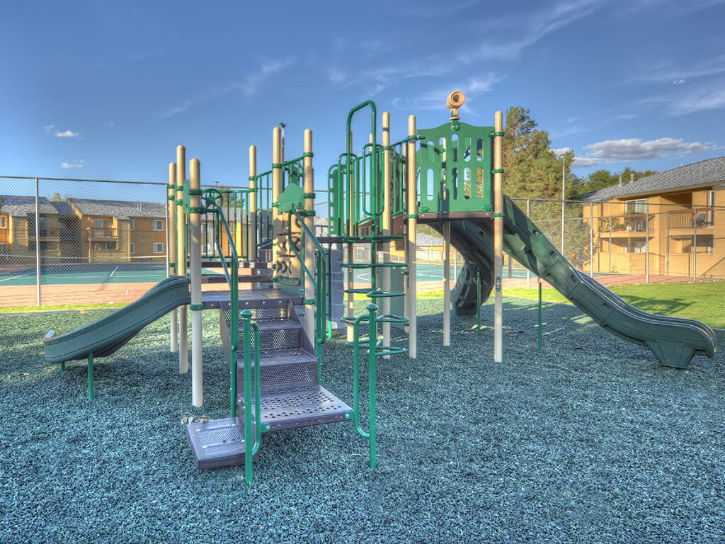 Children's Playground, at Village at Iron Blossom Apartment Homes, 690 East Patriot Blvd.