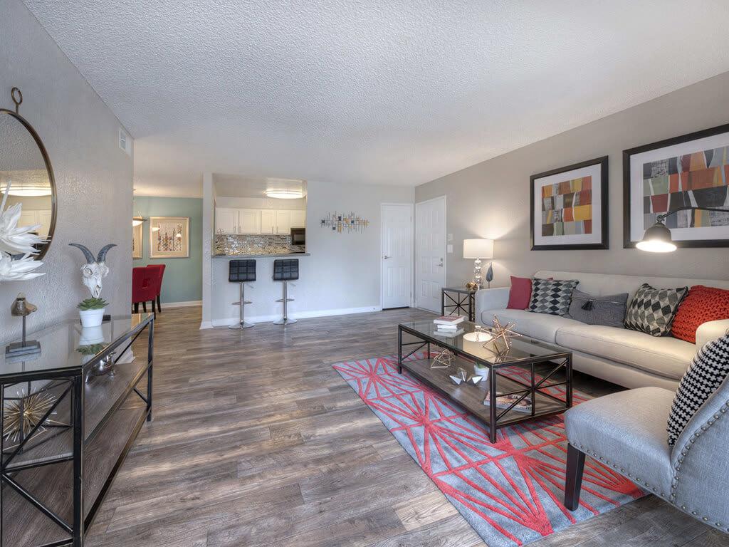 Redesigned Apartment Homes at Vizcaya Hilltop, Reno, Nevada