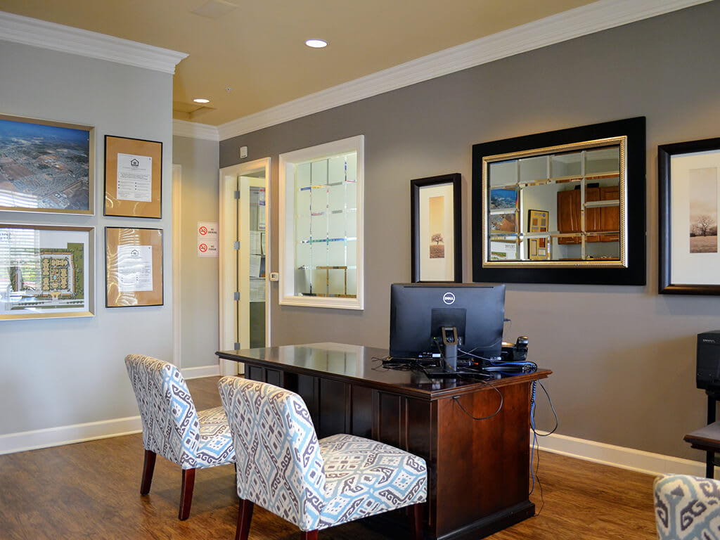 Renovated Leasing Office at Waterstone Apartment Homes, California, 95377