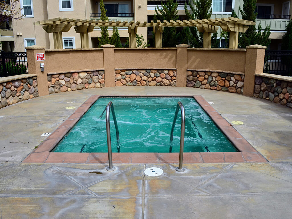 Soothing Spa at Waterstone Apartment Homes, 1951 West Middlefield Drive, Tracy