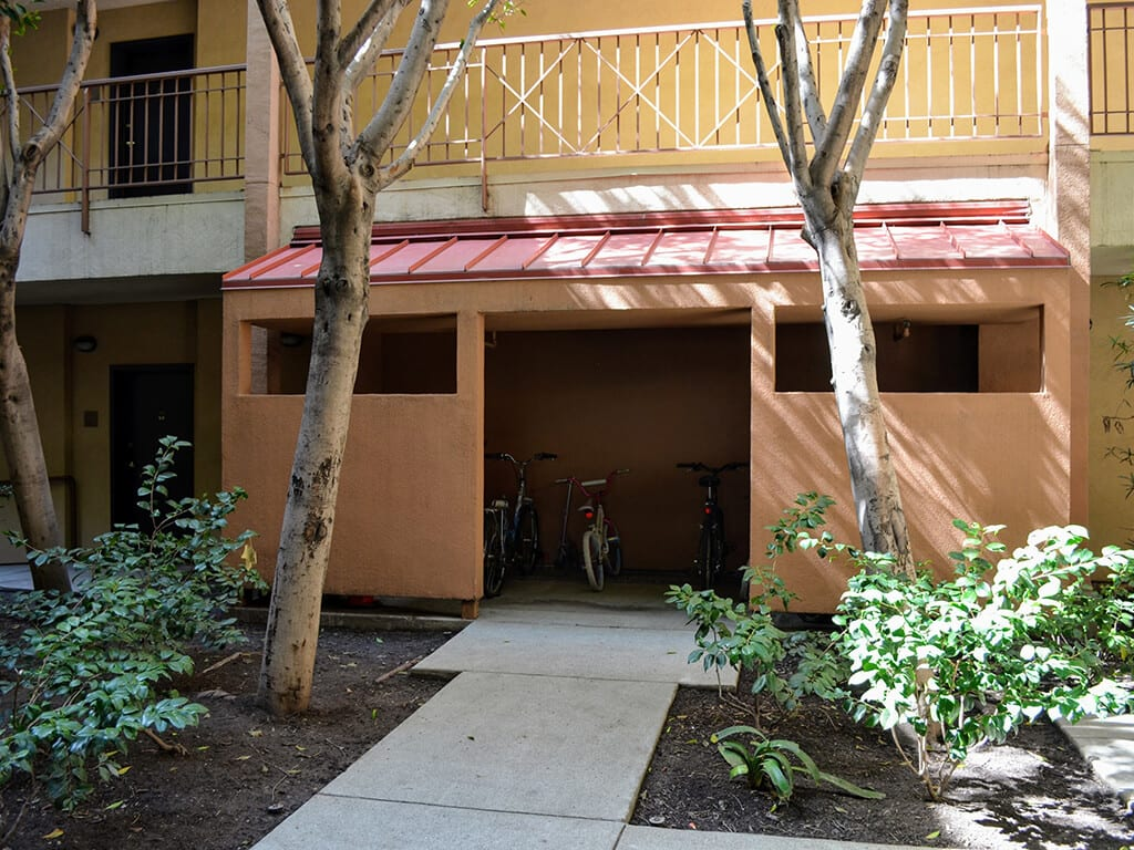Controlled Access Entries at Del Norte Place Apartments, California, 94530